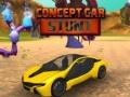 Oyunu Concept Car Stunt
