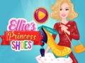 Oyunu Ellie's Princess Shoes