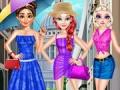 Oyunu Princess Summer Fashion