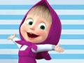 Игра A Day With Masha And The Bear