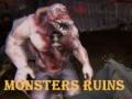 Oyunu Monsters Ruins