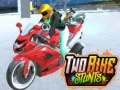 Spel Two Bike Stunts