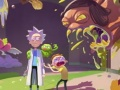 Ігра Rick and Morty Slide