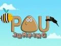 Игра Pou Jumping