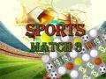 Oyunu Sports Match 3 Deluxe