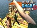 Oyunu Raft Angry Shark Hunting