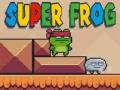 Игра Super Frog