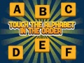 Oyunu Touch The Alphabet In The Oder