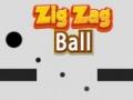 Oyunu Zig Zag Ball