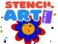 Игра Stencil Art