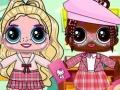 Spel Popsy Surprise School Soft Girl