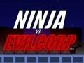 Игра Ninja vs EVILCORP