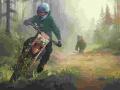 Spel Moto Maniac 3