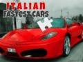 Игра Italian Fastest Cars