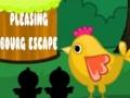 Игра Pleasing Bourg Escape