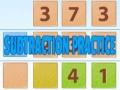 Игра Subtraction Practice