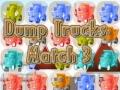 Oyunu Dump Trucks Match 3