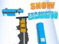 Oyunu Snow Excavator