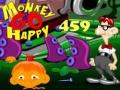 Игра Monkey GO Happy Stage 459