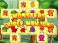 Игра Monsters Triple Mahjong