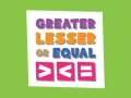 Игра Greater Lesser Or Equal