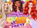 Игра Moana Sweet Tropical Sixteen Party