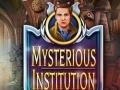 Oyunu Mysterious Institution