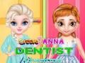 Игра Little Anna Dentist Adventure