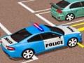 Ігра Modern Police Car Parking 3D