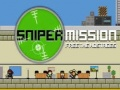 Игра Sniper Mission Free the Hostages