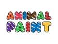 Игра Animal Paint