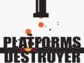Игра Platforms Destroyer