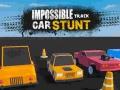 Игра Impossible Tracks Car Stunt