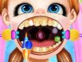 Mäng Little Princess Dentist Adventure