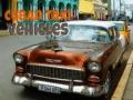 Oyunu Cuban Taxi Vehicles