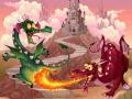 Игра Fairy Tale Dragons Memory