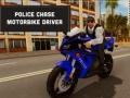 Oyunu Police Chase Motorbike Driver
