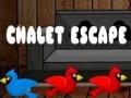 Lojë Chalet Escape