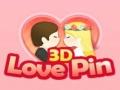 Oyunu Love Pin 3D