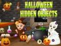 խաղ Halloween Hidden Objects