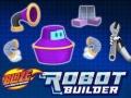 Oyunu Blaze and the Monster Machines Robot Builder