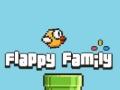 Oyunu Flappy Family