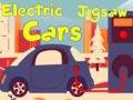 Игра Electric Cars Jigsaw