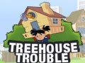 Игра Treehouse Trouble