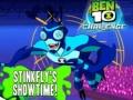 Игра Ben10 Challenge Stinkfly's Showtime!