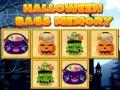 Игра Halloween bags memory