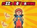Oyunu Pizza boy driving