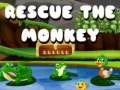 Игра Rescue The Monkey