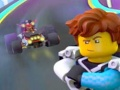 Игра Ninjago Cyber Racer