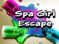 Lojë Spa Girl Escape